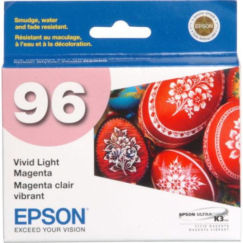 Epson 96 UltraChrome K3 Matte Black 8-Cartridge Ink Set