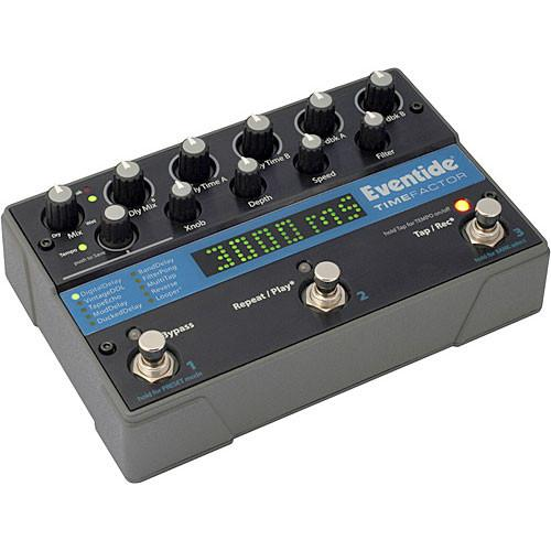 Eventide TimeFactor - Delay Effects Stompbox 1143-011