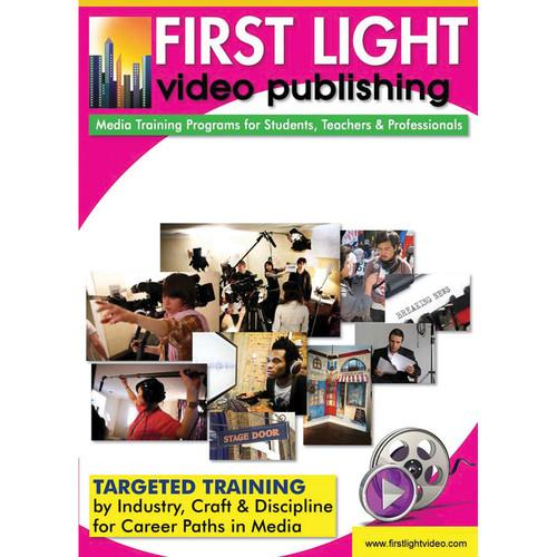 First Light Video DVD: AD: Organizing the Filmset F324DVD