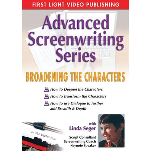 First Light Video DVD: Broadening the Characters F2603DVD