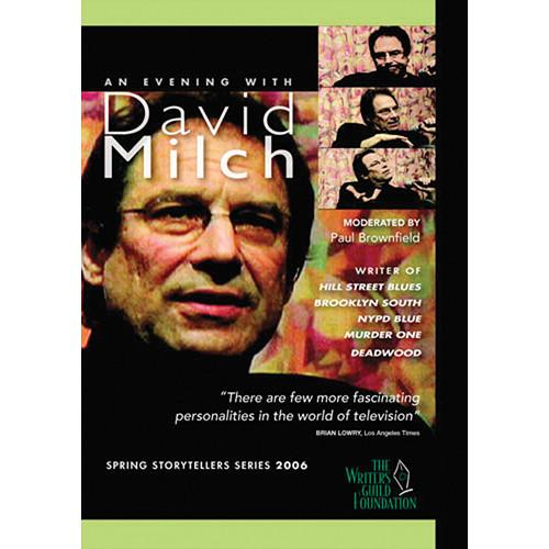 First Light Video  DVD: David Milch F2605DVD