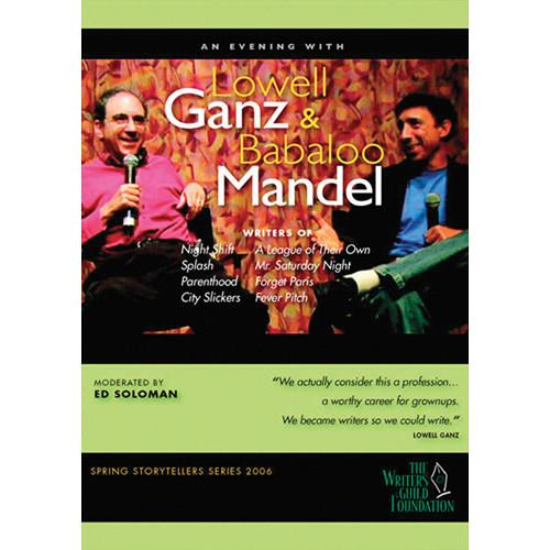 First Light Video DVD: Lowell Ganz & Babaloo Mandel F2606DVD