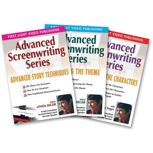 First Light Video DVD: The Advanced Screenwriting FSCREENSET