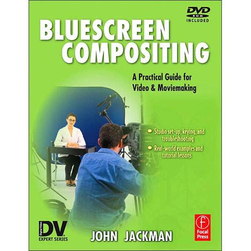Focal Press Book/CD: Bluescreen Compositing 9781578202836