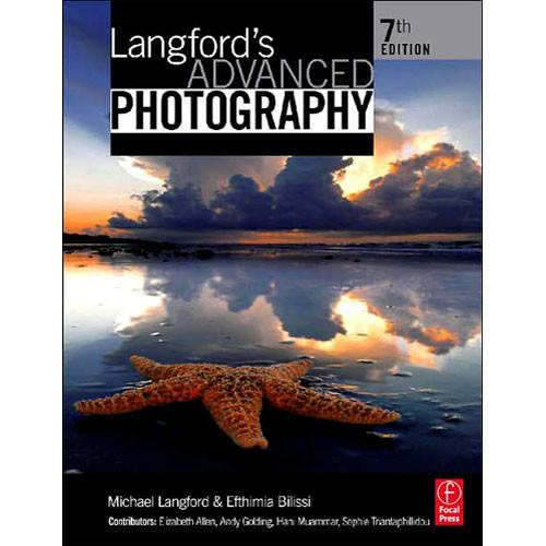Focal Press Book: Langford's Advanced Photography 9780240520384