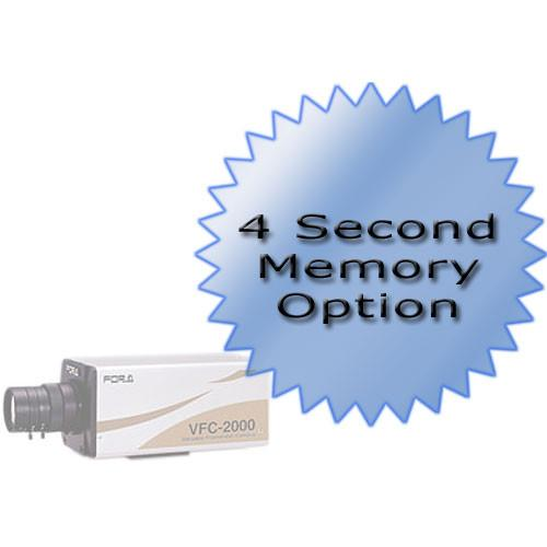 For.A 2000-4SEC 4 Second Memory Option for VFC-2000 2000-4SEC