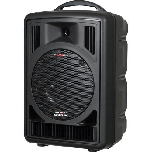 Galaxy Audio AS-TV8 Any Spot Traveler Portable PA AS-TV8