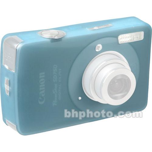 GGI Silicone Skin - for Canon PowerShot SD750 Digital SCC-C750LB