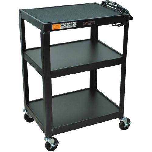 H. Wilson W34E Fixed Height Utility Cart - 24 x 34 x W34E
