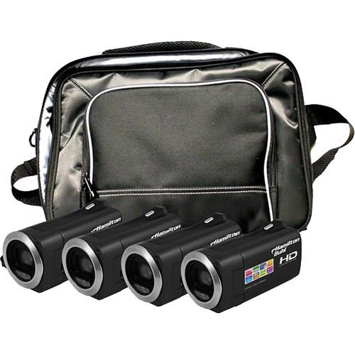 HamiltonBuhl HD Camcorder Explorer Kit with 4 Cameras, HDV5200-4