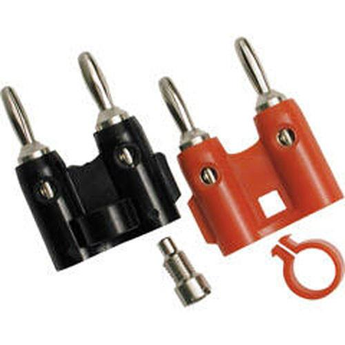 Hosa Technology BNA-240 - Heavy Duty Banana Connectors BNA-240