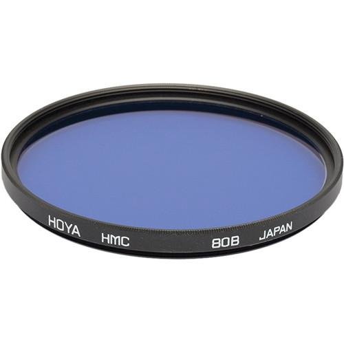 Hoya 49mm 80B Color Conversion Hoya Multi-Coated A-4980B-GB