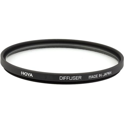 Hoya  62mm Diffuser Glass Filter B-62DIFF-GB