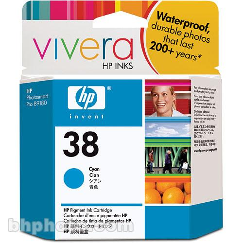 HP Cyan Ink Cartridge for Photosmart Pro B8850 & C9415A