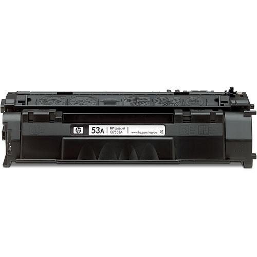 HP  LaserJet 53A Black Print Cartridge Q7553A