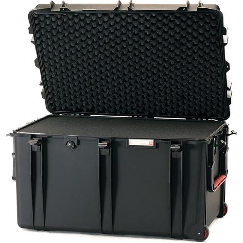 HPRC 2800WF Trunk Case with Cubed Foam Interior HPRC2800WFBLACK