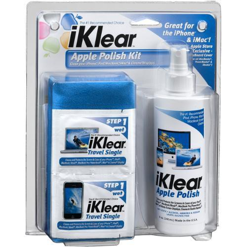 iKlear Apple Polish Cleaning Kit, Model IK-5MCK IK-5MCK