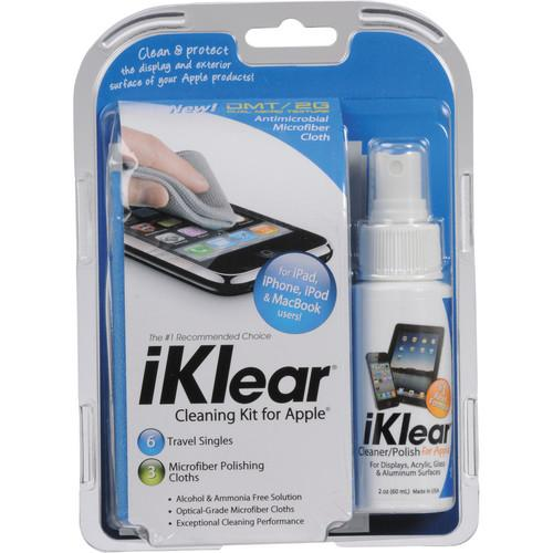 iKlear iPod, iPhone, MacBook & MacBook Pro Cleaning IK-IPOD