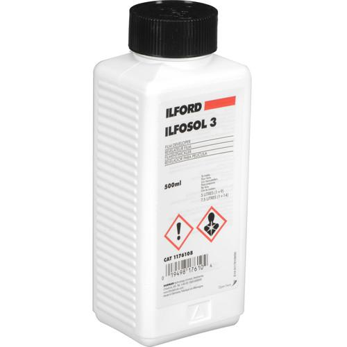 Ilford Ilfosol-3 Film Developer for Black and White Film 1176108