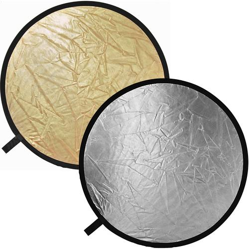 Impact Collapsible Circular Reflector Disc - Gold/Silver - R1812