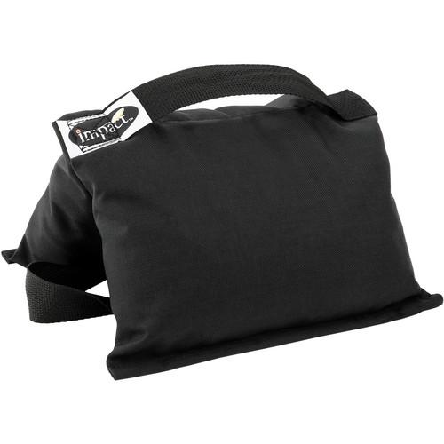 Impact  Saddle Sandbag - 15 lb (Black Cordura)