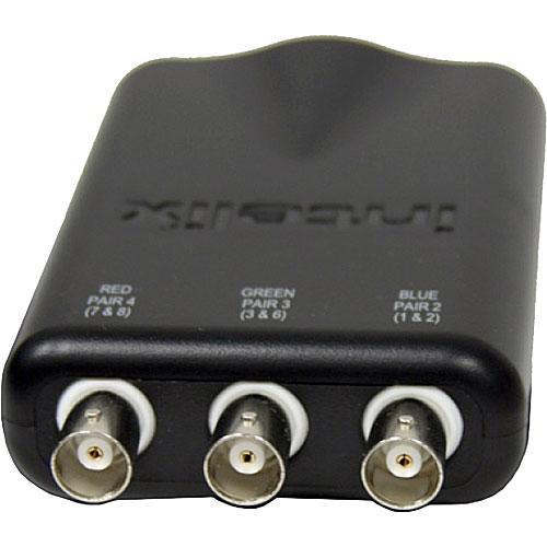 Intelix AVO-V3HD-F HD Component Video CAT-5 Balun AVO-V3HD-F