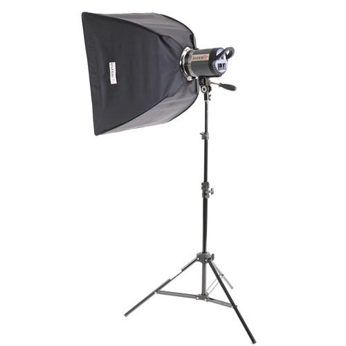 Interfit Stellar Tungsten One-Light Softbox Kit INT185U
