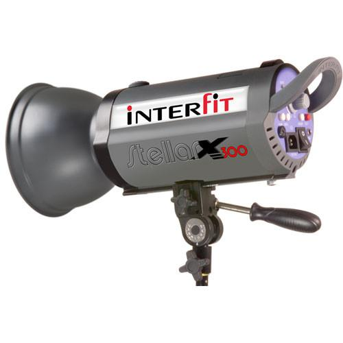 Interfit Stellar X Monolight - 300 Watt/Seconds (120VAC) INT421