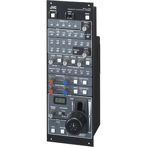 JVC RM-LP25U Local Remote Panel with Joystick Dual RM-LP25U