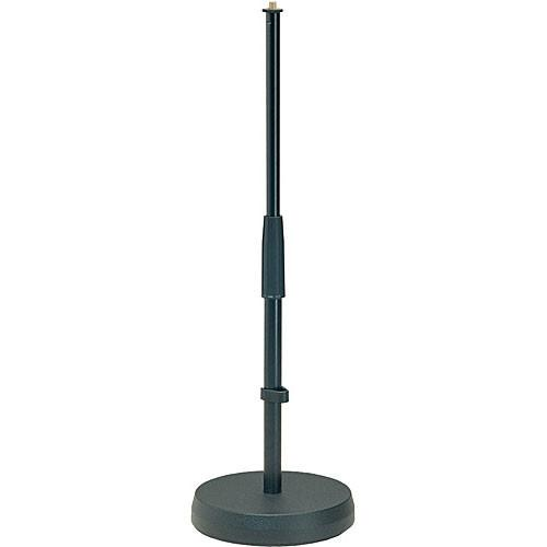 K&M 233 Table/Floor Microphone Stand (Black) 23300-500-55