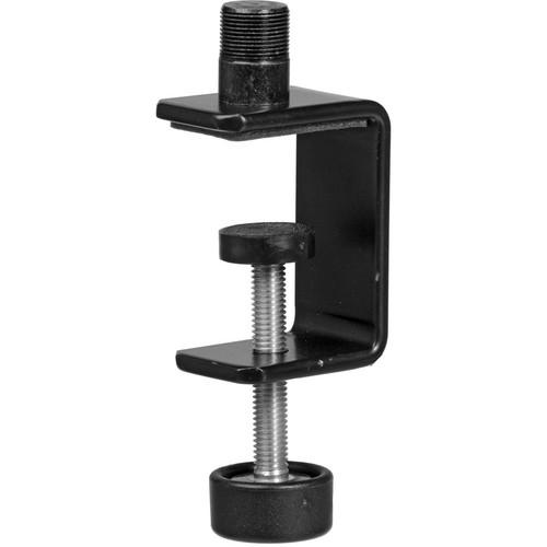 K&M  237B Table Clamp (Black) 23700-500-55