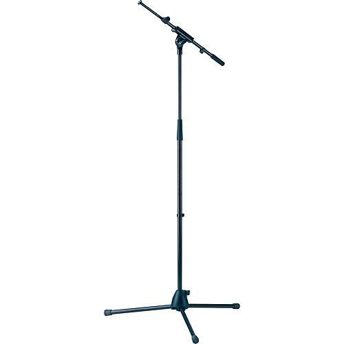 K&M 27195 Microphone Stand with Extendable Boom 27195-500-55