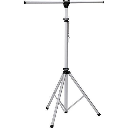 K&M Aluminum Stand with 4' Crossbar (Silver, 9.8') 24620-000-30