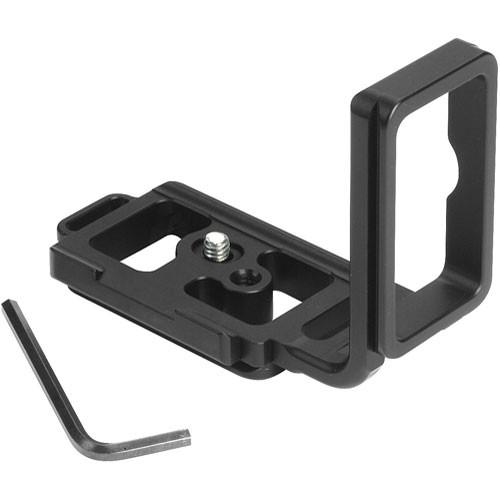 Kirk BL-D300 Compact L-Bracket for Nikon D300 Camera Body