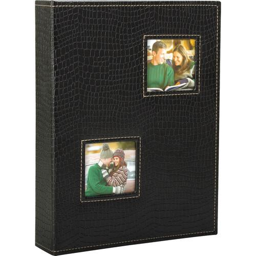 Kleer Vu Croco Collection Photo Album, Holds 200 5x7