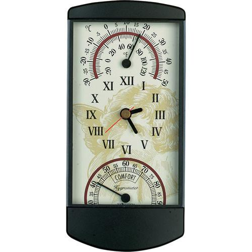 Konus  Thermometer with Clock and Hygrometer 6369