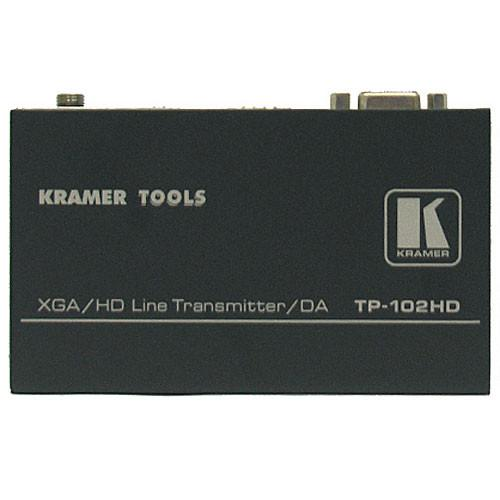 Kramer TP-102HD Computer Graphics Video & HDTV over TP-102HD