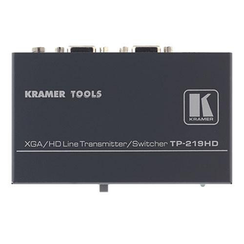 Kramer TP-219HD 2x1Computer Graphics & HDTV Video TP-219HD