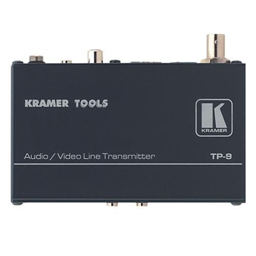 Kramer TP-9 Video & Audio over Twisted Pair Transmitter TP-9