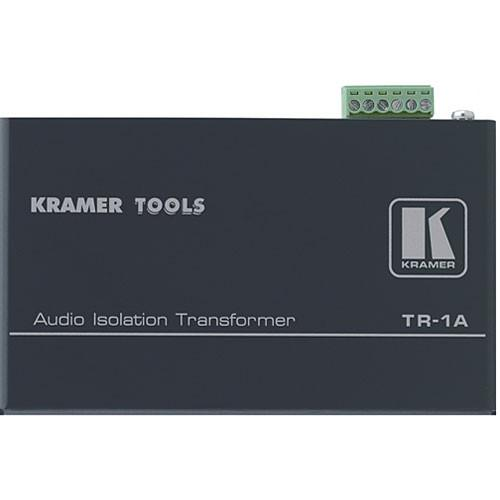 Kramer TR-1A Balanced Mono Audio Isolation Transformer TR-1A