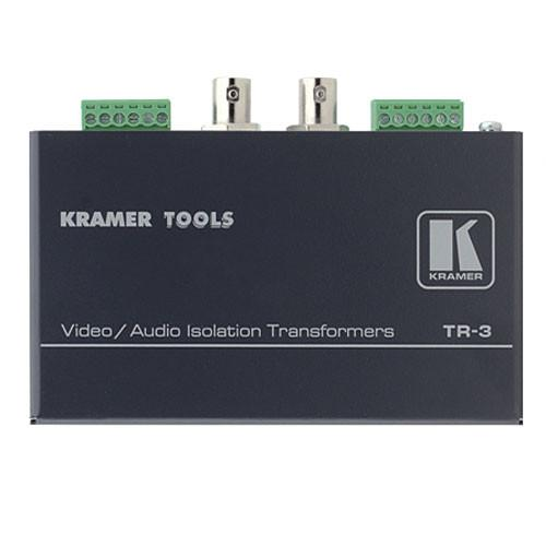 Kramer TR-3 Video & Balanced Stereo Audio Isolation TR-3