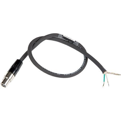 Lectrosonics MCSRPT TA3 to Pigtail Cable for SR Receiver MCSRPT