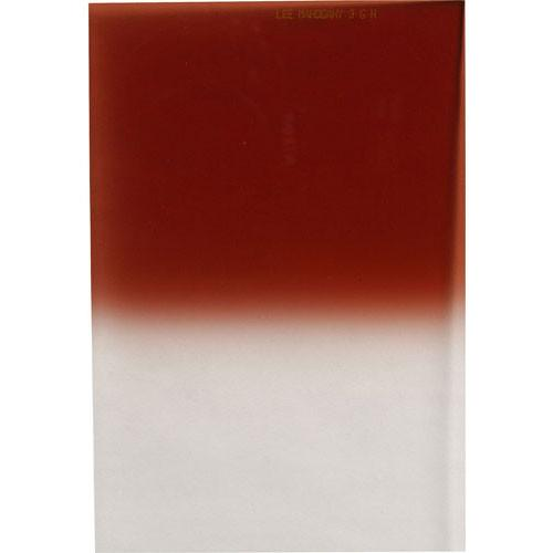 LEE Filters 100 x 150mm Hard-Edge Graduated Mahogany 2 MH2GH