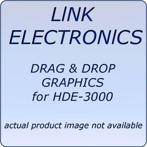 Link Electronics HDE-GRAPHICS Drag and Drop HDE-GRAPHICS