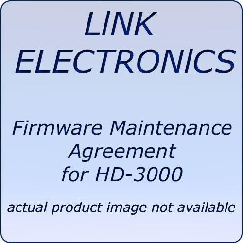 Link Electronics Two-Year Firmware Maintenance Agreement FMA