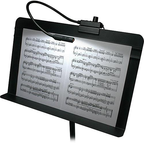 Littlite MS-12E-LED Music Stand Gooseneck Lamp MS-12E-LED