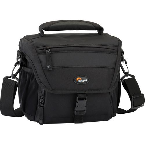 Lowepro  Nova 160 AW Shoulder Bag (Black) LP35248