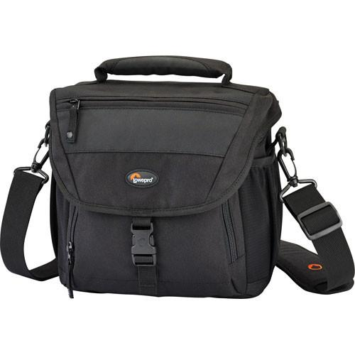 Lowepro  Nova 170 AW Shoulder Bag (Black) LP35252