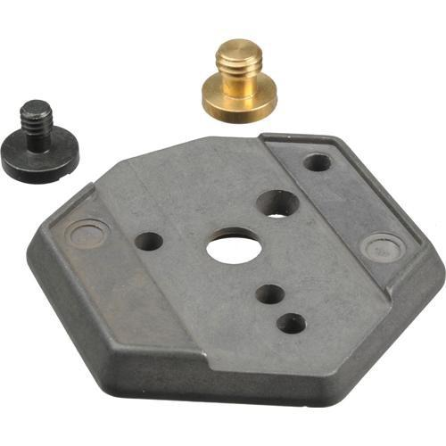 Manfrotto 030HAS Hexagonal Quick Release Plate 030HAS