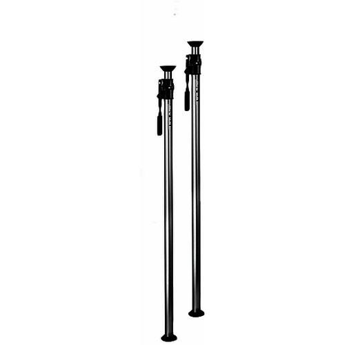 Manfrotto 076BSET Short Autopoles, Black - Set of Two 076BSET